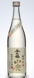 山純瓶熟成1年酒720ml