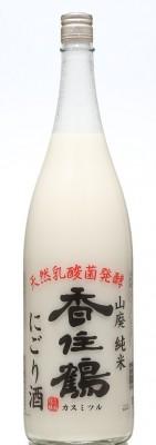 山純にごり酒1.8L