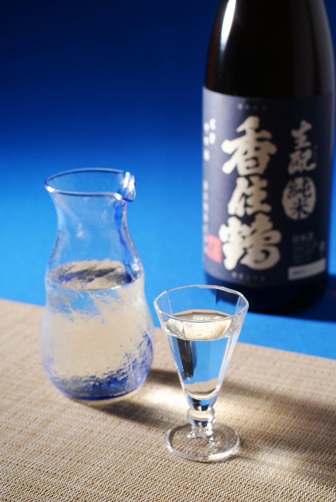 日本酒 冷や 香住鶴