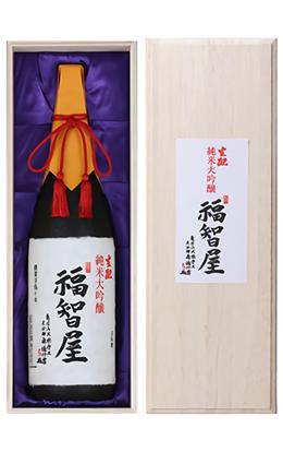 生酛純米大吟醸 香住鶴 日本酒 兵庫